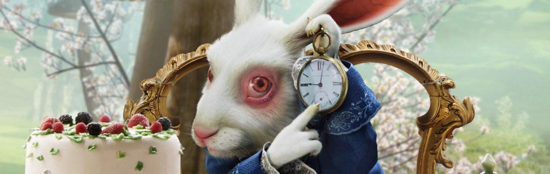 No hay tiempo erase una vez una princesita - Conejo de alicia en el pais de las maravillas ...